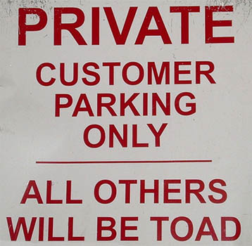 Good News for Toads