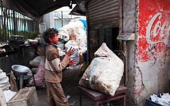 Street Kid Delhi
