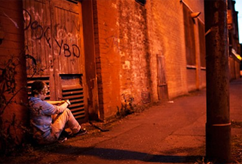 Street Kid Glasgow