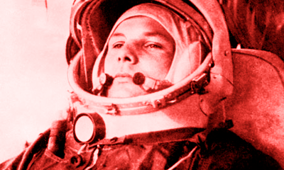 Yuri Gagarin 12 April 1960