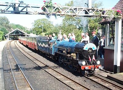 Romney Hythe Railway