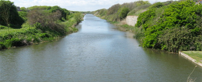 Romney Marsh Military Canal
