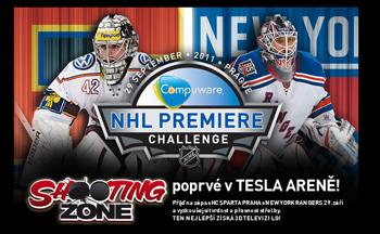 NY Rangers V HC Sparta Praha