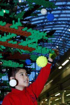 Lego Xmas Tree 2