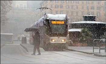Kiev Tram 30