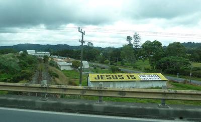 Selling Jesus