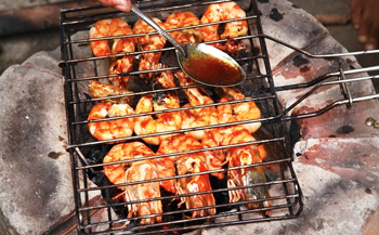 Prawn BBQ