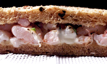 Prawn Sandwich