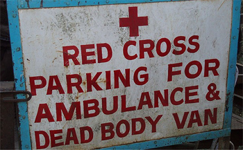 The Red Cross In India