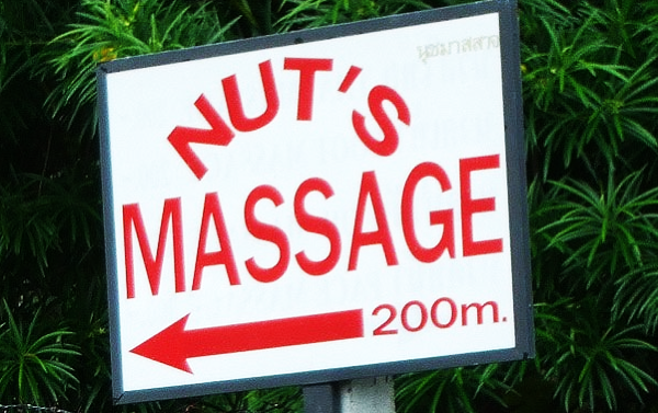 How About This Boys In Phuket You Can get Your Nuts Massaged