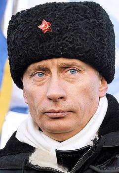 Comrade Putin