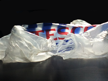 Tescos Carrier Bag