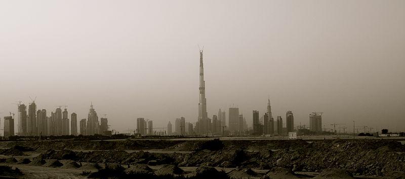 800px Dubai Skyline and Burj Khalifa 25072008