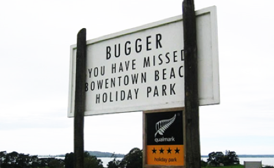 Straight talking New Zealand tourist information