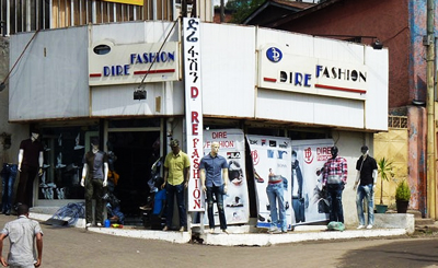 Dire Fashion It must be Addis Ababa Ethiopia of course