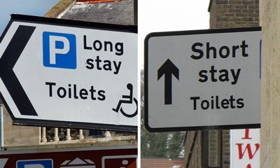 Toilets for all eventualities in Kent