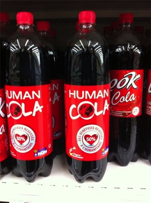 Worrying Cola France