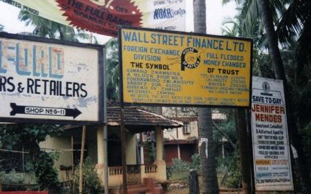 Wall Street Goa