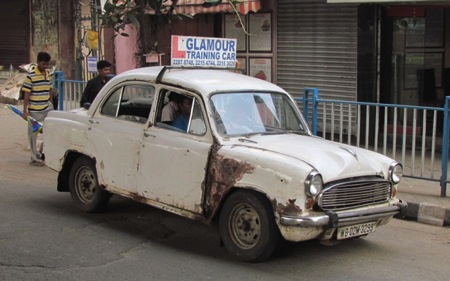 Indias most glamourous driving school
