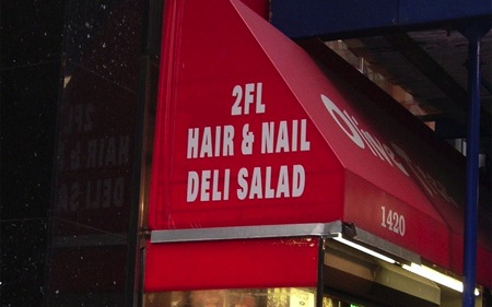A special salad thats all the rage in NY