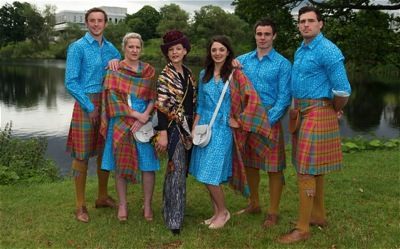 Another reason for Scotland leaving the UK FASHION