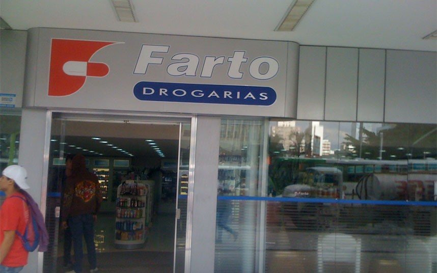 Brazilians love silly shop names