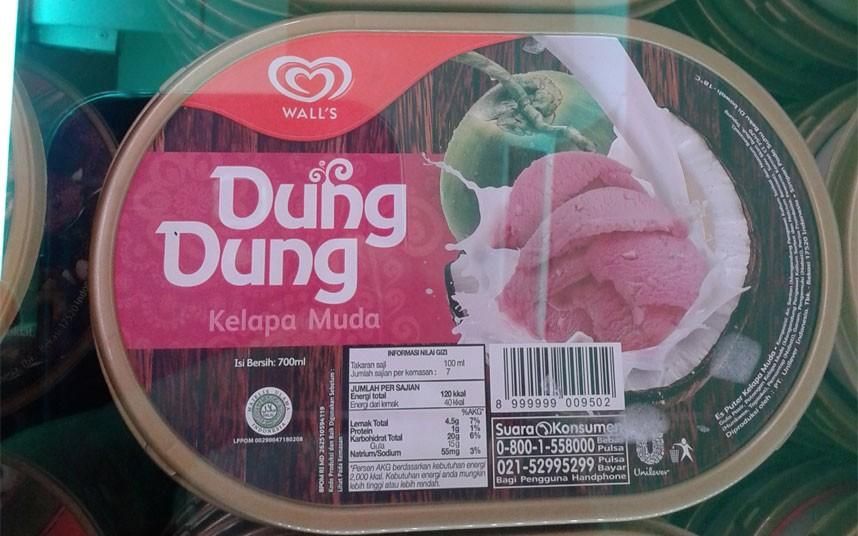 Bandung s favourite Ice cream Indonesia