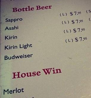 Wine thats a winner