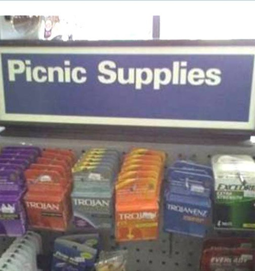 Raunchy picnics are the best