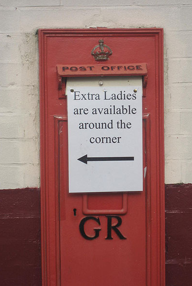 Good news if you ve run out of ladies