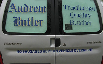 Well where do they keep their Sausages then
