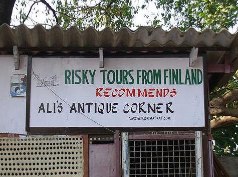 Risky Tourists