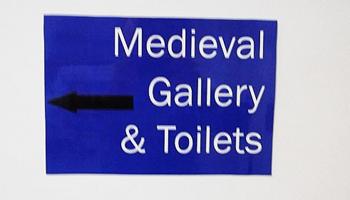 Ugh Medieval Toilets