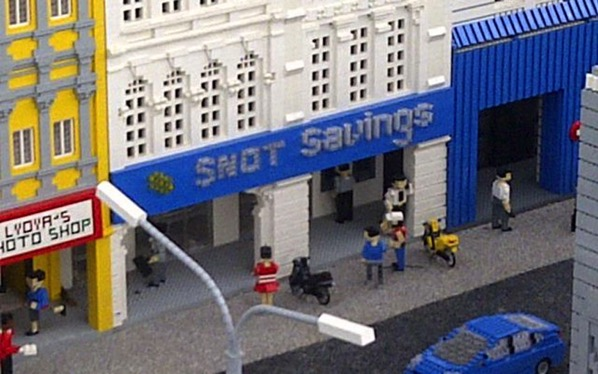 Lego realism Legoland Malaysia