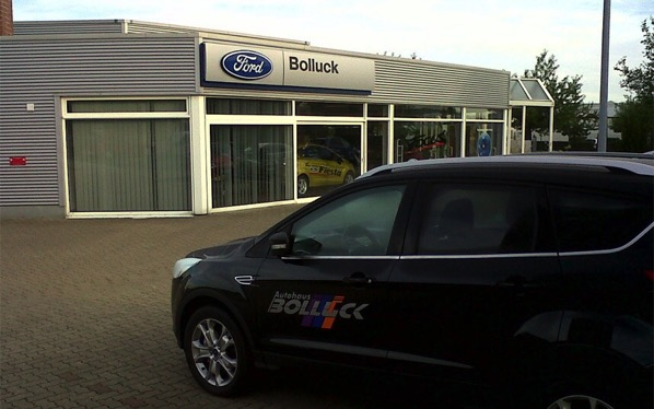 A main dealer in Germany