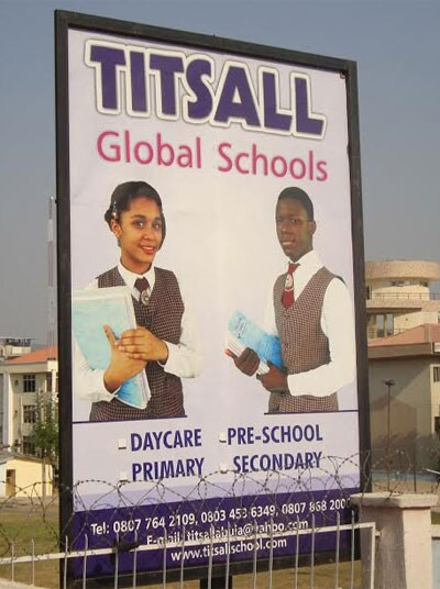 Nigerian school for a complete education