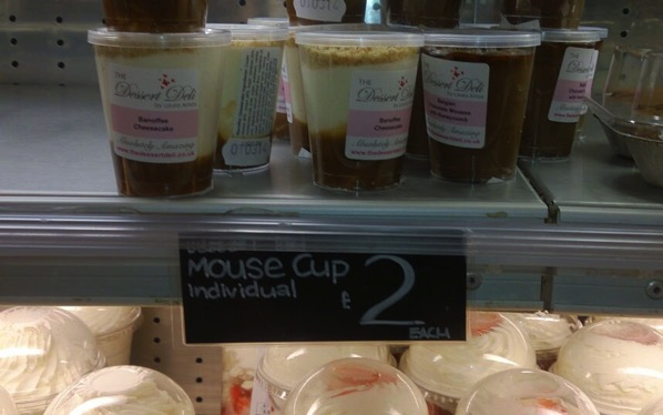 Mouse in a cup