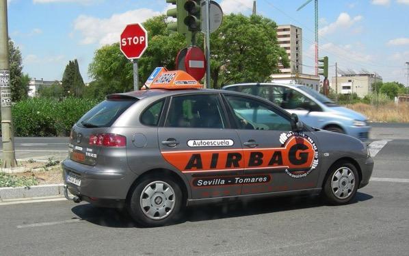 A safe Driving School Seville