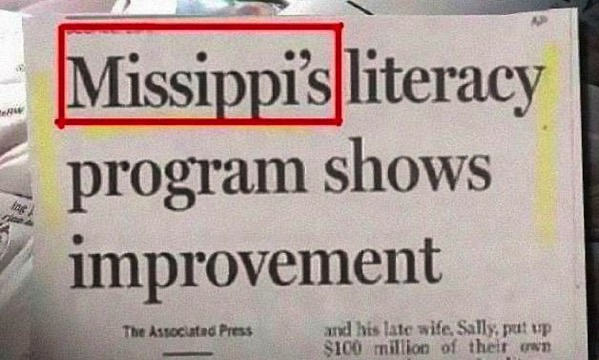 American Literacy Problem