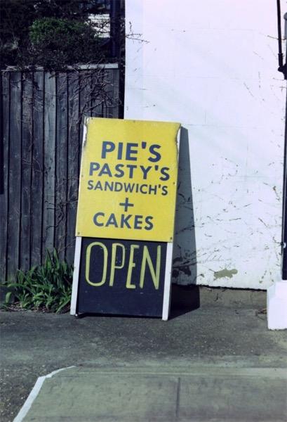Pie s